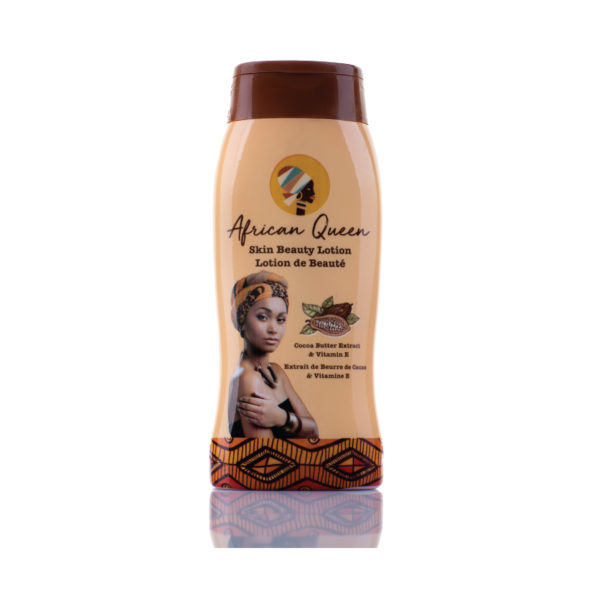 African Queen Body Lotion
