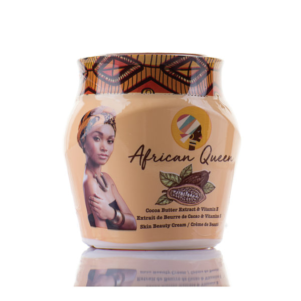 African Queen Beauty Cream
