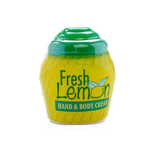 Lemon Fresh Hand & Body Cream