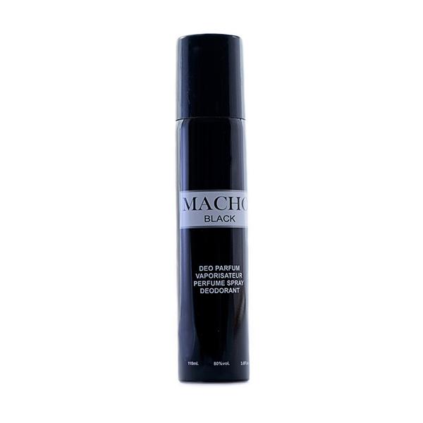 Macho Deodorant