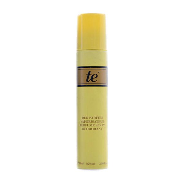 Té Yellow Deodorant